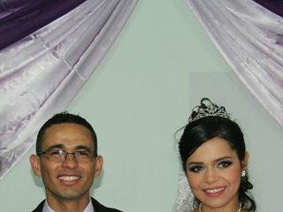 O casamento de Michelly e Adriano