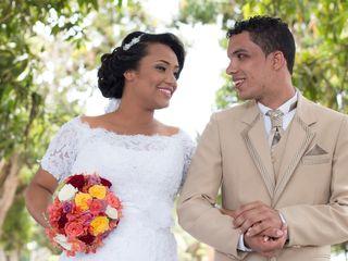 O casamento de João Marcos e Marcela