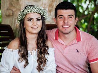 O casamento de Laura e Rodolpho 1