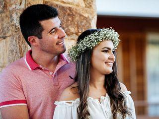 O casamento de Laura e Rodolpho 2