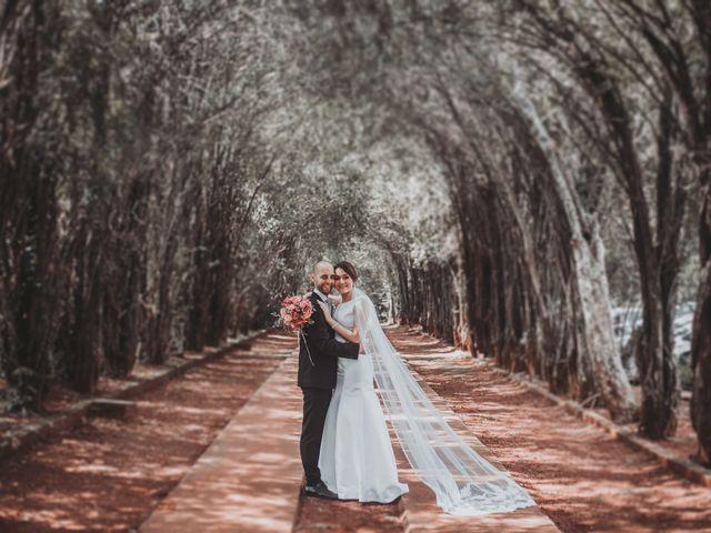 O casamento de Brisa e Gabriel