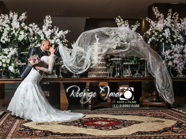 O casamento de Andrea e Edson