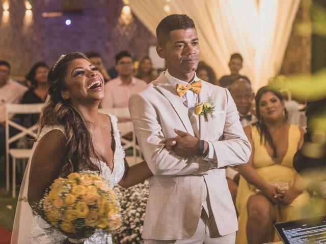 O casamento de Darlene e Amilton