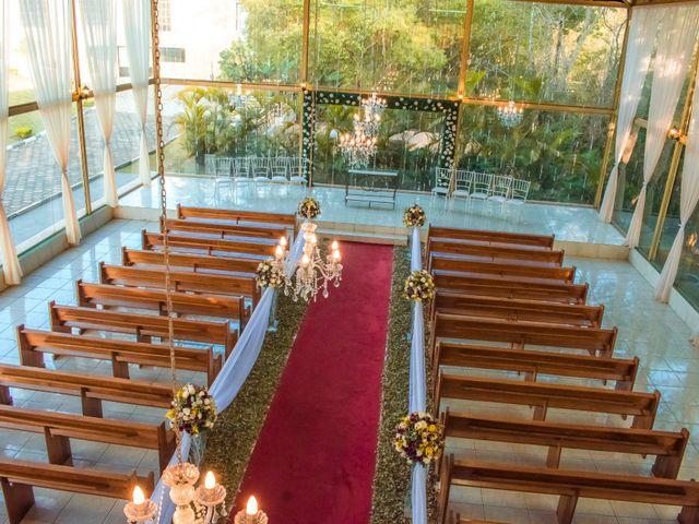 O casamento de Cleandra e Henrique em Mairiporã, São Paulo 13