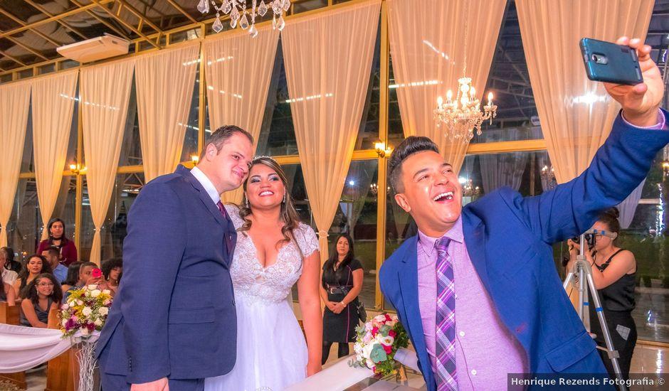 O casamento de Cleandra e Henrique em Mairiporã, São Paulo