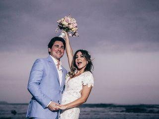 O casamento de Juliana e Cesar