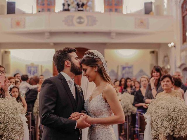 O casamento de Jessica e Vinicius