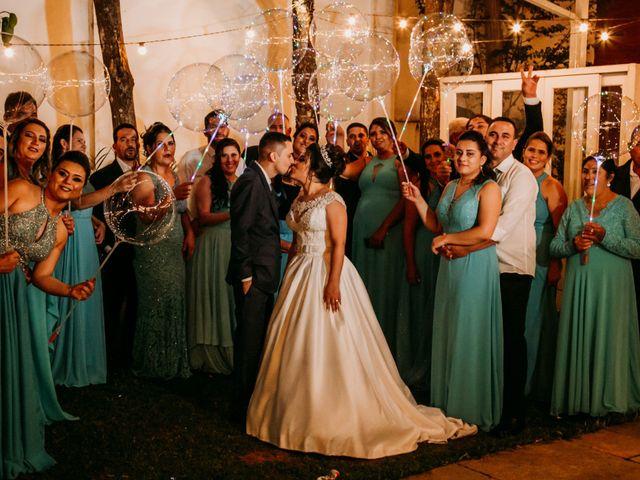 O casamento de Elton e Tatiane em Cotia, São Paulo 15