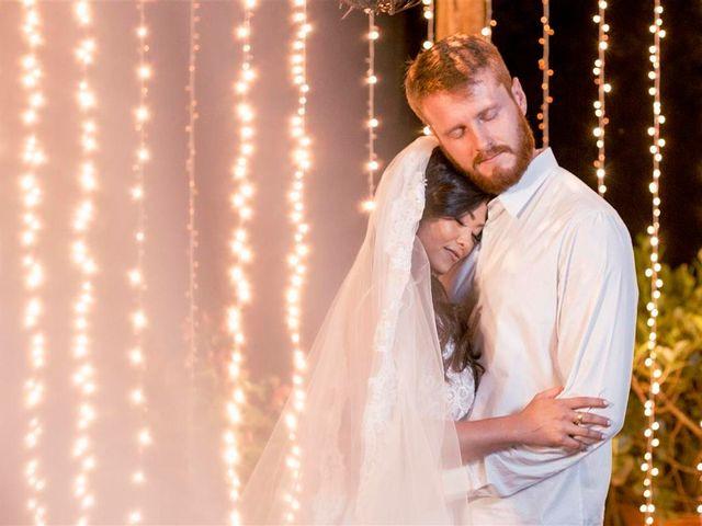 O casamento de Vinicius e Dyessica em Ponta Porã, Mato Grosso do Sul 1