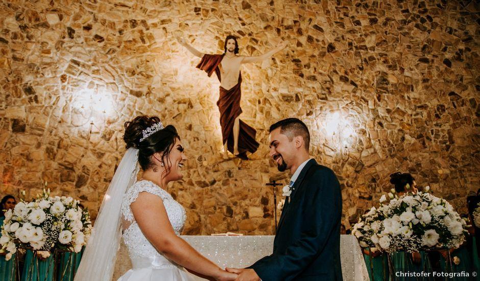 O casamento de Elton e Tatiane em Cotia, São Paulo