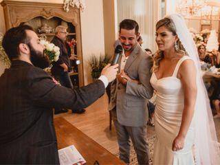 O casamento de Kelly e Magno 1