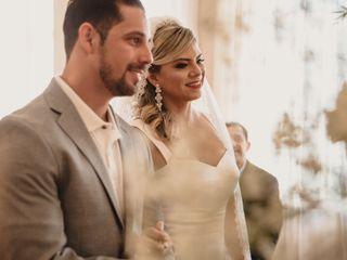 O casamento de Kelly e Magno