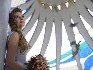 O casamento de Renata Bruna e Fábio