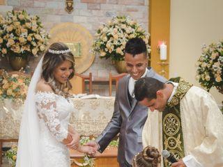 O casamento de Tatiane Cristina e Ilmar José  1