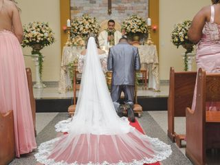 O casamento de Tatiane Cristina e Ilmar José  2