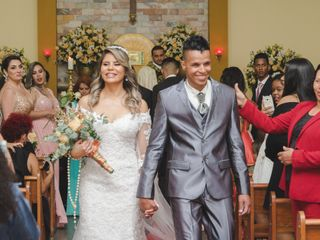 O casamento de Tatiane Cristina e Ilmar José  3