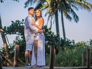 O casamento de Alessandra e Fernando 1