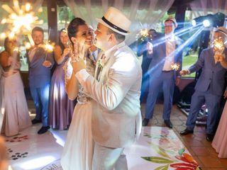 O casamento de Allyne e Guilherme