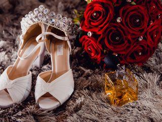 O casamento de Michelle e Romario 2