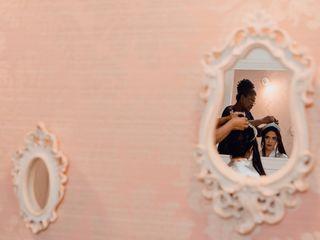 O casamento de Michelle e Romario 3