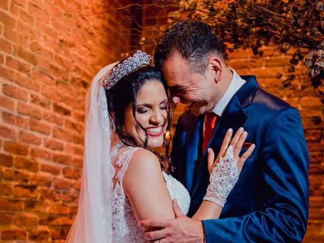 O casamento de Romario e Michelle em São Paulo, São Paulo 22