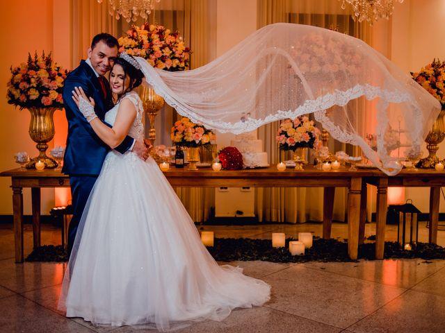 O casamento de Michelle e Romario