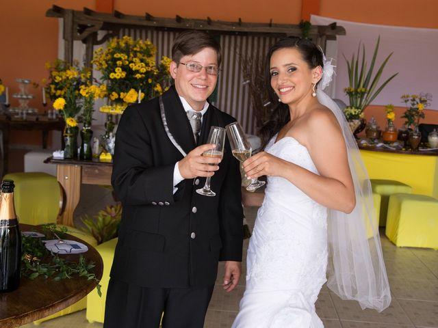 O casamento de Natieli e Diego
