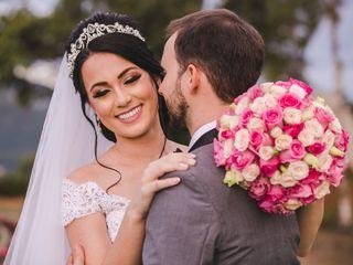 O casamento de Priscilla e Arthur Felipe 1