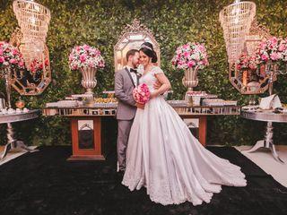 O casamento de Priscilla e Arthur Felipe 2