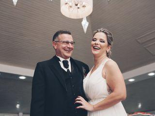 O casamento de Mara e Sérgio