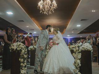 O casamento de Thayna e Henoch