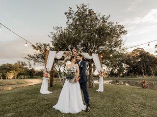 O casamento de Daiane e Gustavo