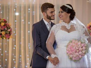 O casamento de Vanessa  e Wenderson