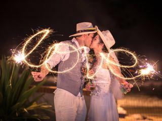 O casamento de Viviana e Javier