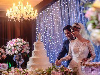 O casamento de Liliane e Luan 1