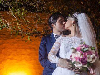 O casamento de Liliane e Luan