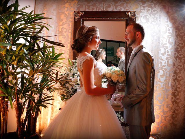 O casamento de Angelica e Tiago