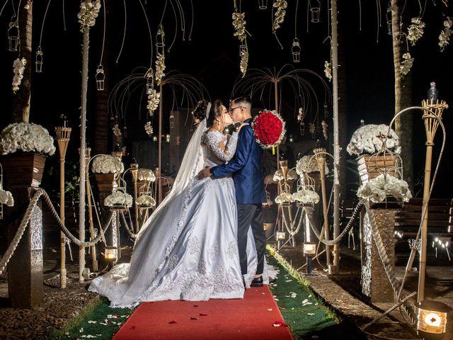 O casamento de Debora e Davi