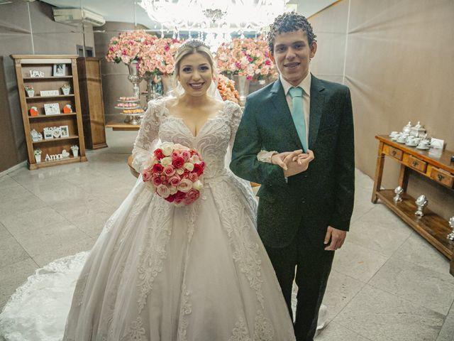 O casamento de Henoch e Thayna em São Paulo, São Paulo 22