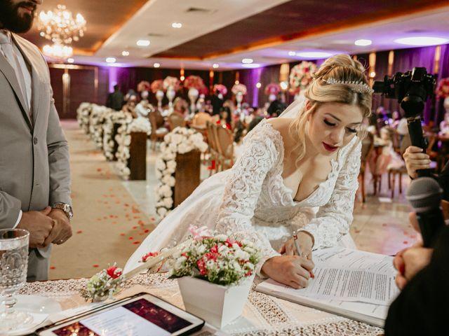O casamento de Henoch e Thayna em São Paulo, São Paulo 51