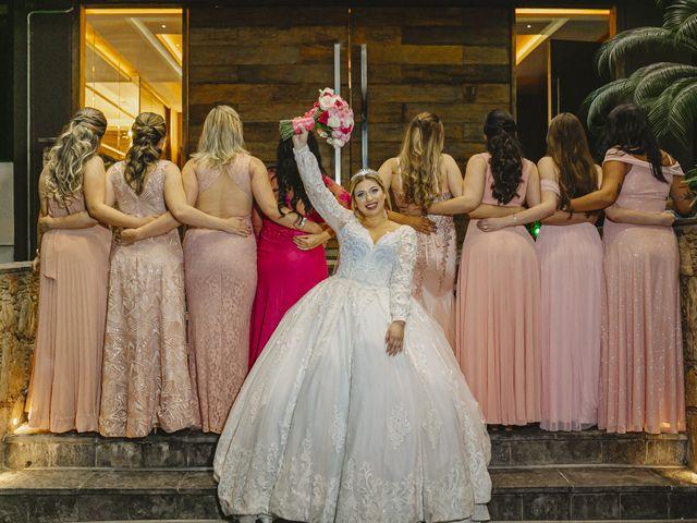 O casamento de Henoch e Thayna em São Paulo, São Paulo 72
