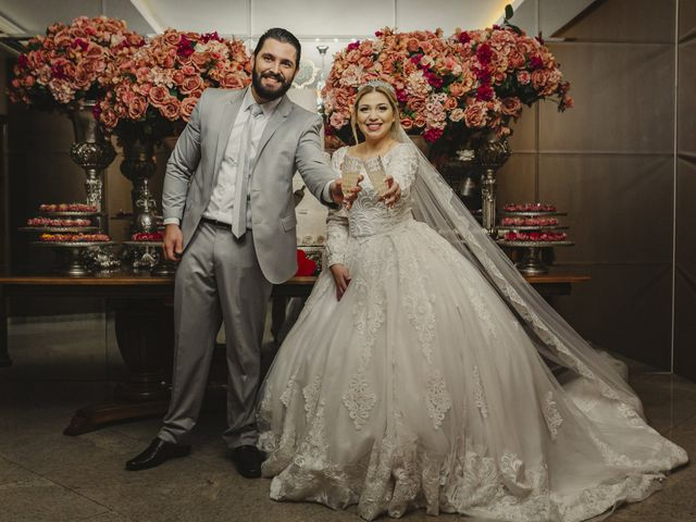 O casamento de Henoch e Thayna em São Paulo, São Paulo 80