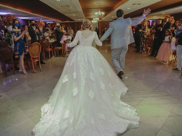 O casamento de Henoch e Thayna em São Paulo, São Paulo 95