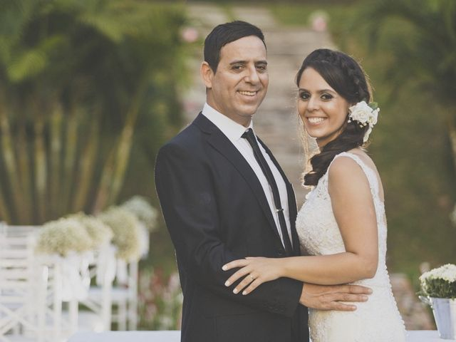 O casamento de Andreza e Marcos