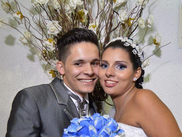 O casamento de Luana e Robson