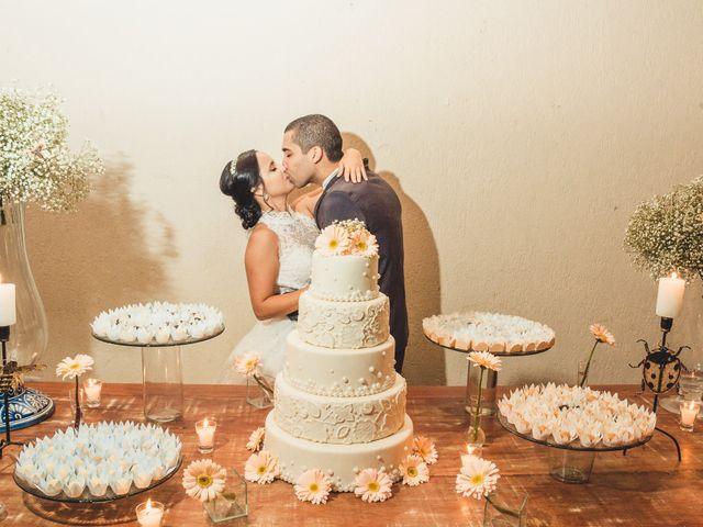 O casamento de Letícia e Ícaro