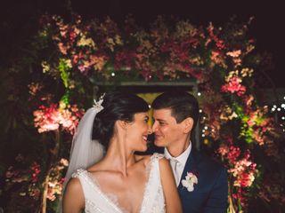 O casamento de Fernanda e Luis