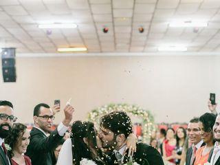 O casamento de Amanda e Joás 3