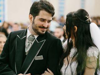 O casamento de Amanda e Joás