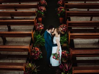 O casamento de Giuliana e Guilherme